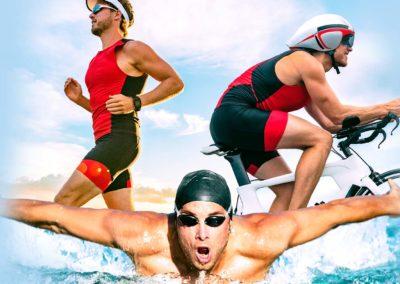Triatleta Ironman 2